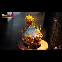 Son Goku vs Majin Buu (Dragon Ball Z) 1/6