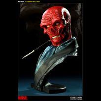 Red Skull Legendary Scale Bust