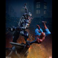 Spider Man vs Venom