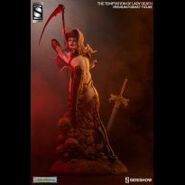 The Temptation of Lady Death PF Exclusive
