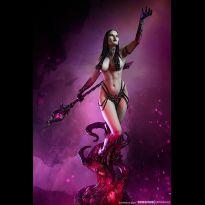 Dark Sorceress Guardian of the Void