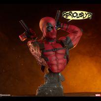 Deadpool Bust 1/2