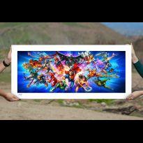 Justice League The World Greatest Super Heroes (Ian MacDonald)