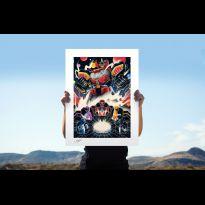 Mighty Morphin Power Rangers! (Arno Kiss)