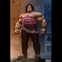Hugo (Street Fighter) 1/4