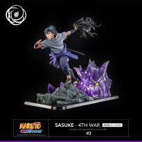 Sasuke 4th War 1/6