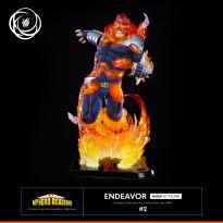 Endeavor (My Hero Academia) 1/6