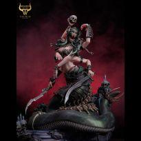Queens Of Oblivion Skalythia Deluxe 1/4