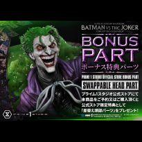 Batman VS The Joker (Jason Fabok) Deluxe Bonus Edt 1/3