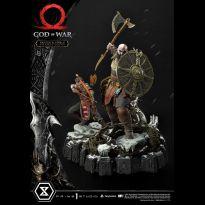Kratos and Atreus Valkyrie Armor Edt (God of War) 1/3