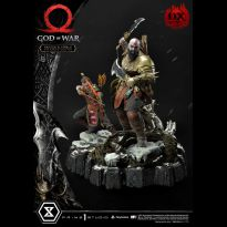 Kratos and Atreus Valkyrie Armor Edt (God of War) Deluxe Edt 1/3
