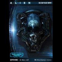 Alien Big Chap Head Trophy Open Mouth (Alien 1979)