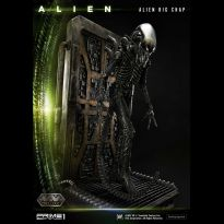 Alien Big Chap Wall Art (Alien 1979) Deluxe 1/4