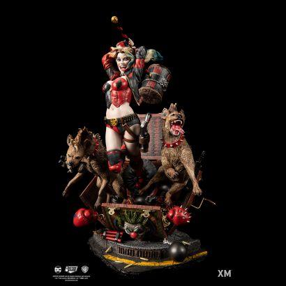 Harley Quinn (Rebirth) Ver A 1/6