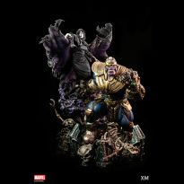 Thanos and Lady Death Exclusive 1/4