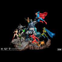 Justice League VS Darkseid 1/6