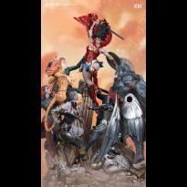 Wonder Woman Courage (David Finch) Color Edt 1/6