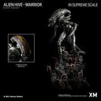 Alien Hive Warrior Black Edt