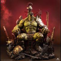 Green Scar Hulk (World War Hulk) 1/4